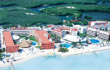 Temptation-Resort-Spa-Cancun-aerial-view