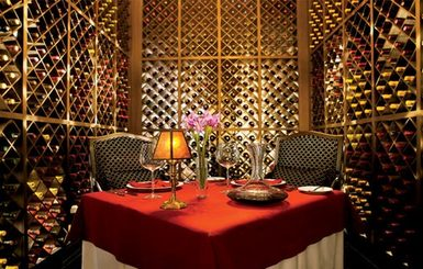 Secrets-Maroma-Beach-Wine-Cellar